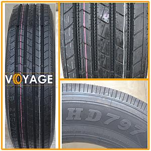 Грузовая шина Fronway HD 797 (Рулевая) 315/70R22.5