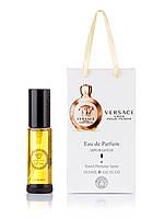 Женский парфюм Versace Eros Pour Femme 35 мл в подарочной упаковке