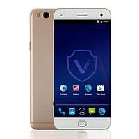 """Смартфон Vargo iVargo V210101 Gold золото (1SIM) 5"""" 3/32GB 5/13Мп 3G 4G оригинал Гарантия!"""