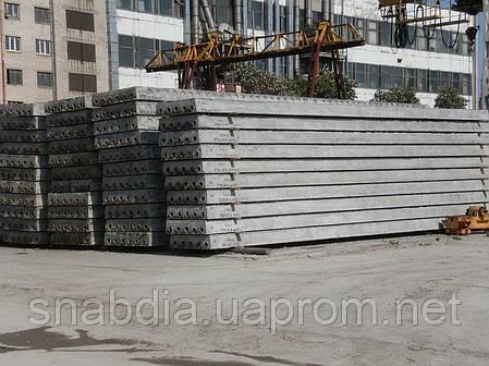 Плиты перекрытия ПК 86-12-8, фото 2