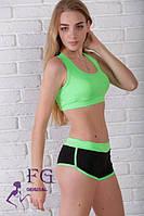 Спортивный летний костюм Athletik  идеально облегает тело