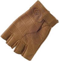 Мотоперчатки Baruffaldi Guia Half Crocco коричневый L