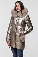 Теплая женская зимняя куртка ZILANLIYA