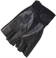 Мотоперчатки Baruffaldi Guia Half Crocco черный L