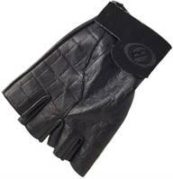 Мотоперчатки Baruffaldi Guia Half Crocco черный M