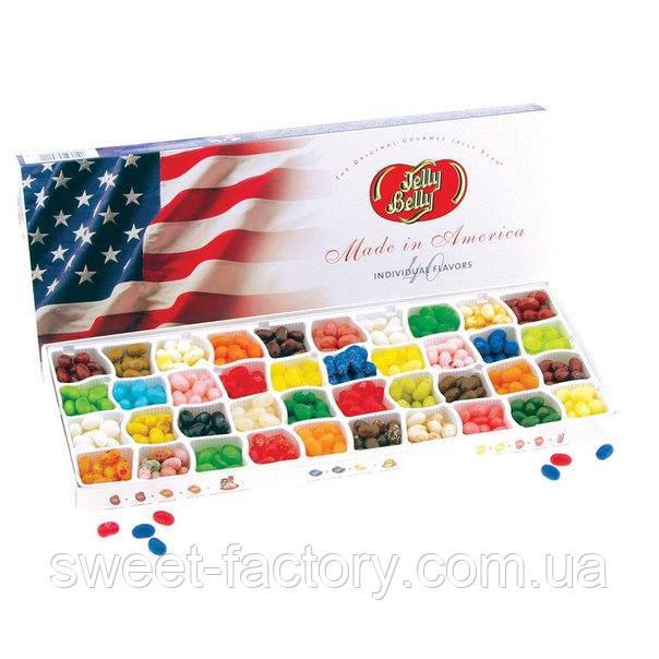 Конфетки Jelly Belly 40 Flavor
