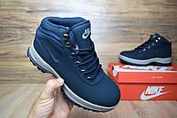 Женские Ботинки Nike Lunarridge Синие