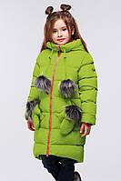 Детское зимнее пальто Мелитта