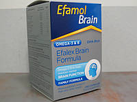 Efamol Efalex Omega-3 Brain Formula (Эфамол, Эфалекс), 240 капсул