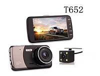 Видеорегистратор Dicovery Т625 HDR Full HD Dual Cam Black