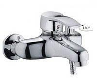 Смеситель для ванны HAIBA FOCUS Chr-009 EURO