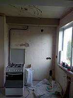 Встроенная угловая кухня под заказ  2