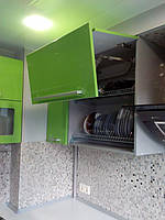 Встроенная угловая кухня под заказ  4