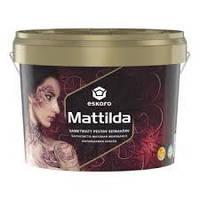 Краска для стен Eskaro Mattilda, 9.5л