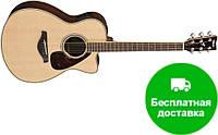 Электро-акустическая гитара Yamaha FSX830C (NT)