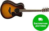 Электро-акустическая гитара Yamaha FSX830C (BSB)