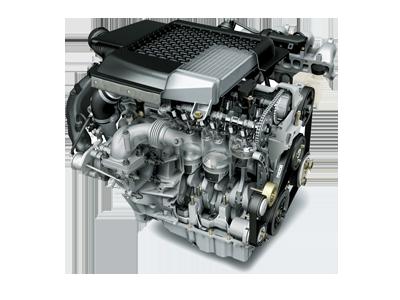 Двигатели для грузовых машин