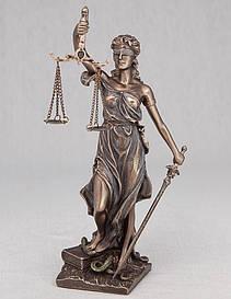 Богиня Правосудия 21 см Фемида Veronese 75802A4