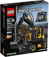LEGO Technic Екскаватор Volvo EW 160E (42053)