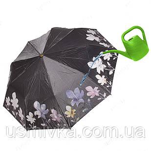 """Красивый зонт женский стильный """"Хамелеон"""" ЗЖ1017"""