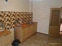 Угловая кухня из массива под заказ 5