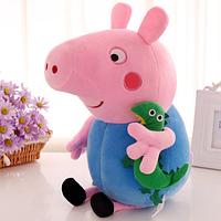 Игрушка мягкая из серии Свинка Пеппа - Джордж 30 см