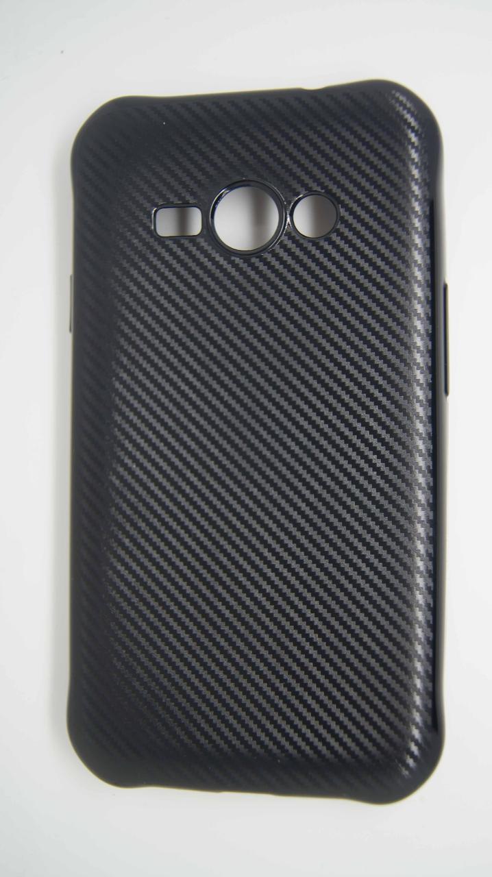 Силиконовый чехол Biboshi для Samsung J110 Black