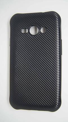 Силиконовый чехол Biboshi для Samsung J110 Black, фото 2