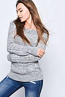 Вязаные женские свитера Грейс-6 из шерсти и акрила
