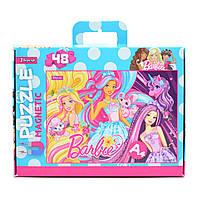 """Пазл магнитный А4 """"Barbie 2"""""""