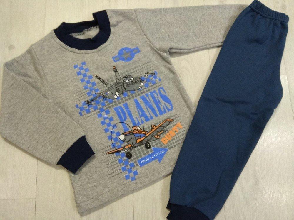 7239adbc69c7b Детская теплая пижама с начесом для мальчика: продажа, цена в ...