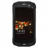 AGM A8 4/64GB Black 12 мес.