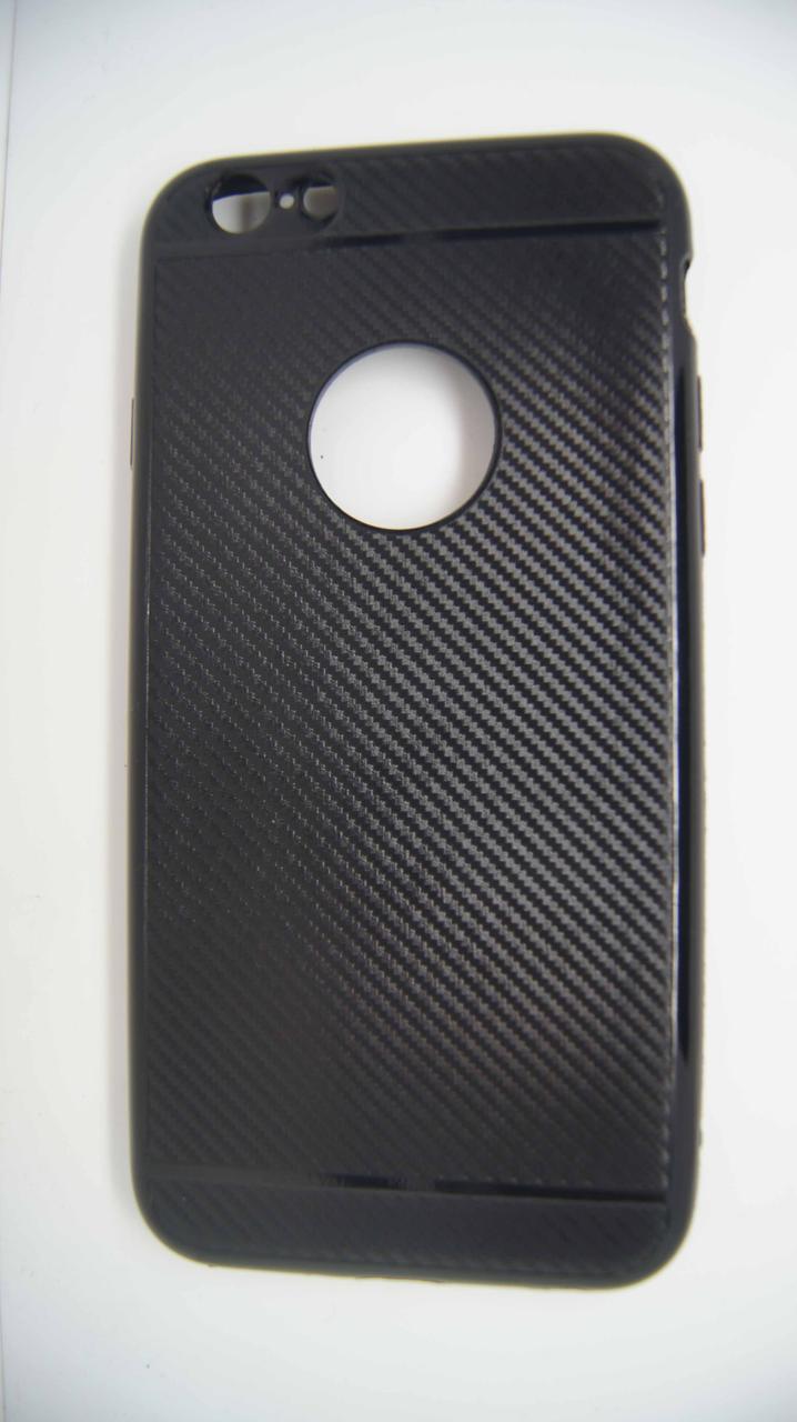 Силиконовый чехол Biboshi для iPhone 6 / 6S Black