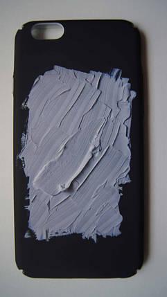 Чехол для iPhone 7 / 8 Черный с рисунком, фото 2