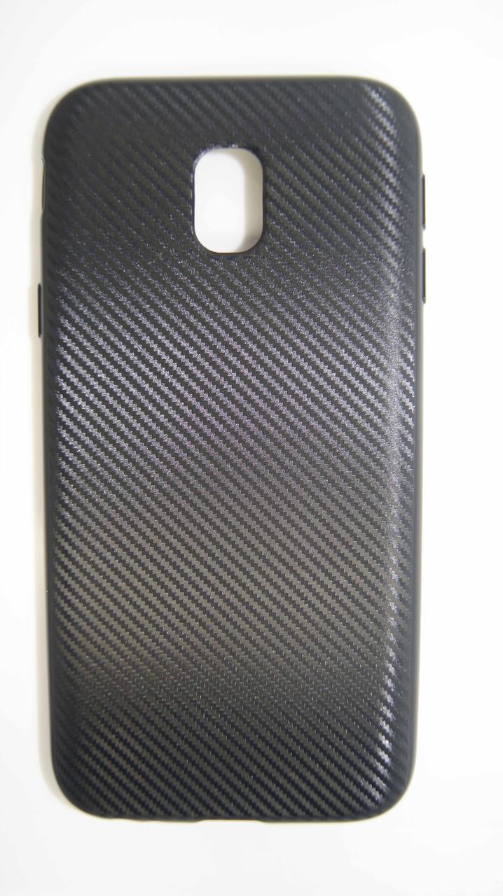 Силикон Biboshi for Samsung J3 (17) Black