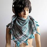 Арафатка  Куфия  шарф хлопок Египет 100см на 100см