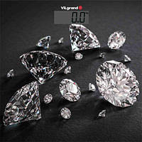 Весы напольные VILGRAND VFS-1832 Diamonds