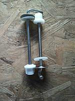 Крепление крышки унитаза нержавейка м 8, фото 1