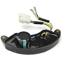 ✅ Автоматическая регулировка напряжения бензогенератора AVR 5 кВт