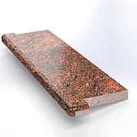 Підвіконня гранітне Новоданилівське 1000×300×30, фото 1