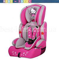 Детское Автокресло Bambi BAB001-8-2 (Hello Kitty)