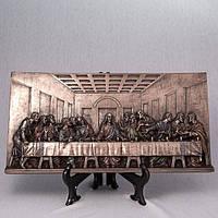 Фреска Тайная Вечеря 35*19 см Veronese75898A4 без подставки