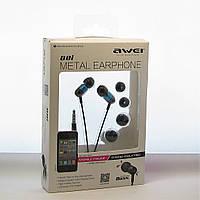 Навушники AWEI Q-8i blue