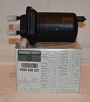 Фильтр топливный Рено кенго 1998-2008 1,5 дизель мотор к9к 8200458337