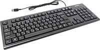 Клавиатура A4Tech KR-85 Black, USB, стандартная