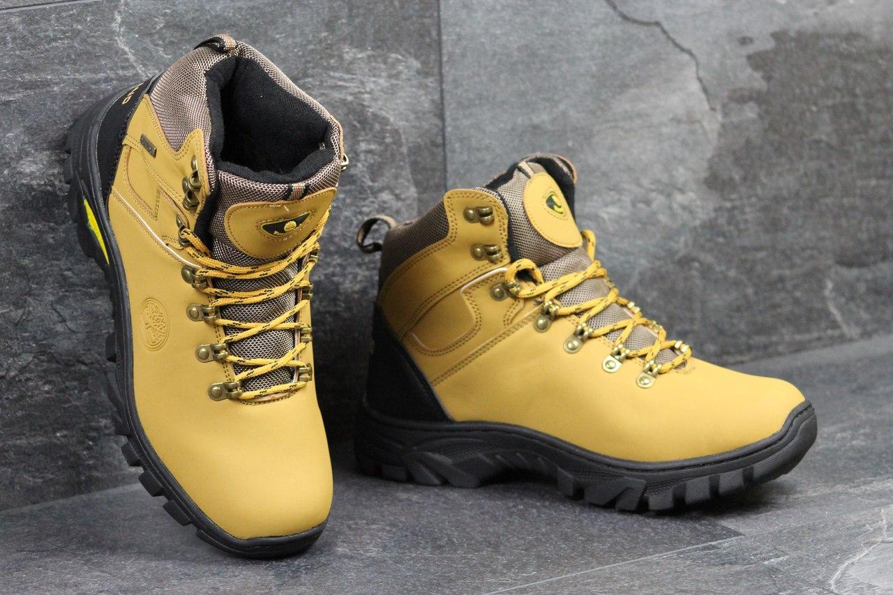 ae6ea4b2 Мужские зимние ботинки Timberland рыжие 3489, цена 836 грн., купить в  Хмельницком — Prom.ua (ID#597722005)