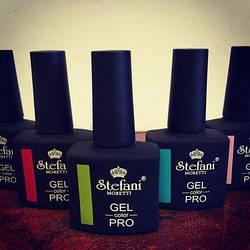Гель-Лак Stefani Moretti Gel Color Pro