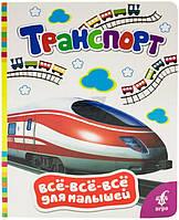 Книга «Транспорт» 978-966-462-646-7