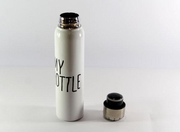 Вакуумный термос термочашка My bottle Термос 9045 А354