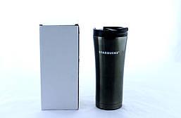 Вакуумный термос термочашка Starbucks Старбакс 350мл А355